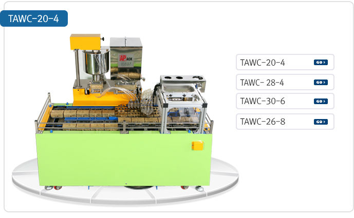 MODEL NO-TAWC-20 CAM Drive Electricity Heater and Gas Burner Toy Cake Machine