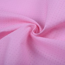 Pvc dotted anti slip fabric
