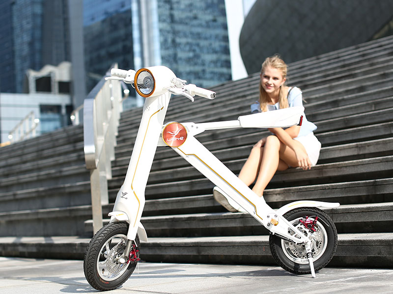Lehe Electric Bicycle K1S E Scooter