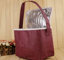 Manufacturers promaotional thermal insulated shopping bag