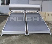 High Quality Flat Plate Solar Panel Stainless Steel Solar Hot Water Heater (for Australia, New Zealand ,Europe )