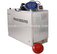 stainless steel steam generator for shower in sauna rooms, steam generator for steam room