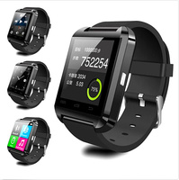 u8 smart watch phone with touch display and camera remoter, smart watch u8 watch