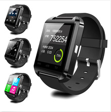u8 smart watch phone with touch display and camera remoter/smart watch u8 watch