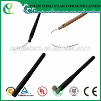 good quality low price tv remote controlled rotating antenna with low price
