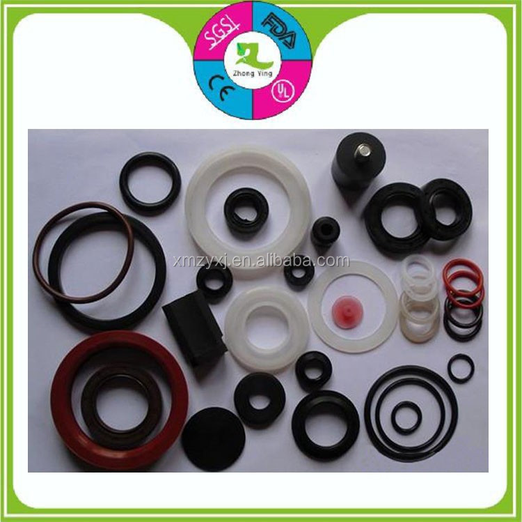 custom viton auto parts various silicon rubber industry gasket seal NBR electronics bumper