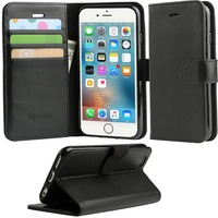 2018 brg newest fashional protective wallet leather case for iphone 6s card slot phone case