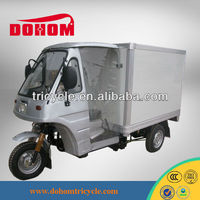 Dohom Close Cargo Box Tricycle/Three Wheeler for Sale