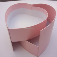 Pink Kraft Paper Packaging Box Manufacturer Good Birthday Gifts For Girls