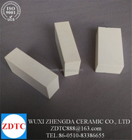 ceramic high purity aluminum oxide blocks