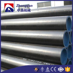 API 5L ASTM A106 / A53 GR.B hot rolled 10 inch carbon steel pipe schedule 40