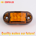 24V AMBER LED SIDE MARKER LAMP FOR TRUCK