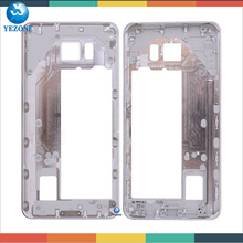 Original Middle Frame For Samsung Galaxy Note 5 N920F N920A N920V N920P N920T N920R4 N920W8, Note 5 Middle Frame Housing