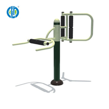 2018 Chinese supplier selling outdoor gym stainless steel playground fitness equipment