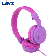 2017 most popular Braid cable wired headphone for mp3