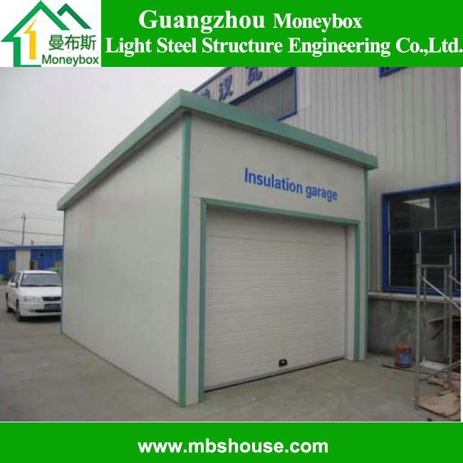 Slope low cost prefabricated car garages for sale buy for Garage low cost