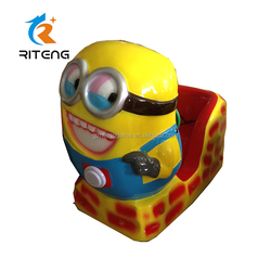 Amusement park rides coin operated kiddie rides games for sale