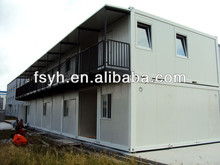 Prefab Mobile container office/hotel/dormitory