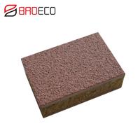 Exterior Wall Panels / High Strength Lightweight Cement Eps Sandwich Wall Panels