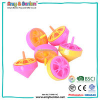 Colorful happy kid toys spinning top for boys for sale