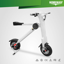 2016 hotsale powerful K style folding scooter / motor