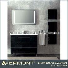 Chinese Origin Modern Colored Simple Design Bathroom Vanity