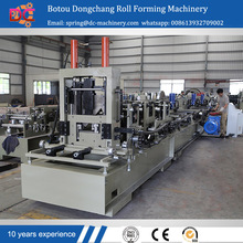 C to Z shaped steel quickly change purlin roll forming machine for building material