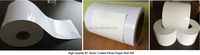 RC Glossy, Silky, Luster, Matte, Satin, Woven Inkjet Photo Paper For Minilab