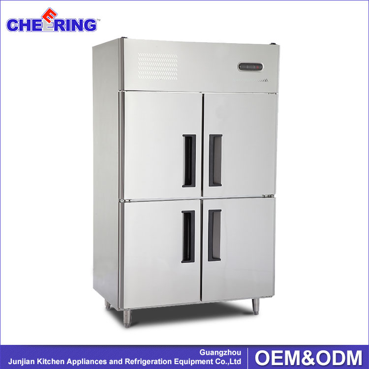 showcase open top chest freezer / chiller display fridge