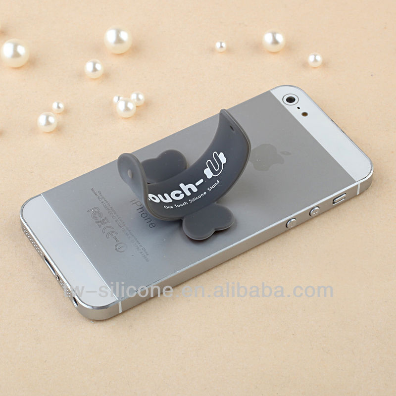 cute mobile stand new silicone phone stand