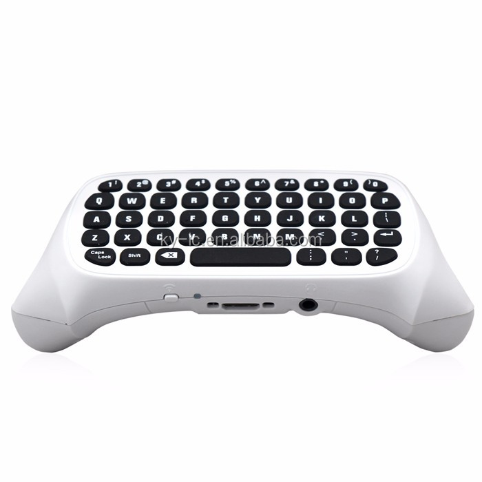 Wholesale Mini For Xbox One S Chatpad Keyboard Controller Wireless Keyboard