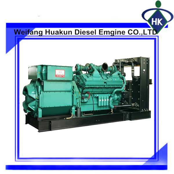 hot sale!! silent 30kv generator set with WeiFang Ricardo engine