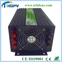 Factory sale!!!50Hz to 60Hz intelligent Solar power Inverter 1000w to 6000w With Battery Charger function CE approved