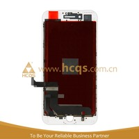 Strong glass OEM lcd screen parts for iphone7 plus display, cellphone lcd digitizer replacement for iphone7 plus