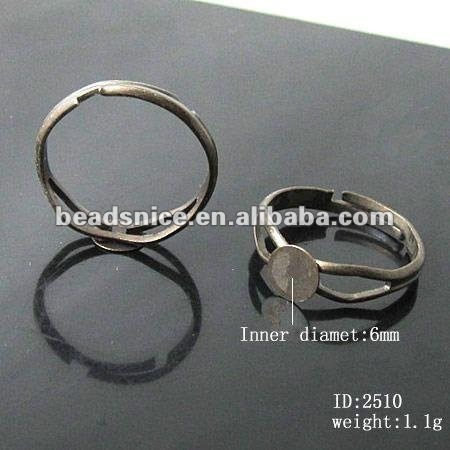 Cabochon Bezel Ring Mountings