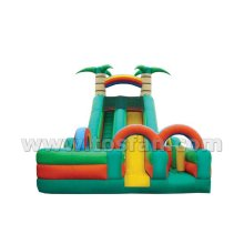 Attractive inflatable obstacle course obstacle race A5025