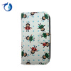 New arrival cute cartoon design leather case for samsung galaxy s3 mini i8190