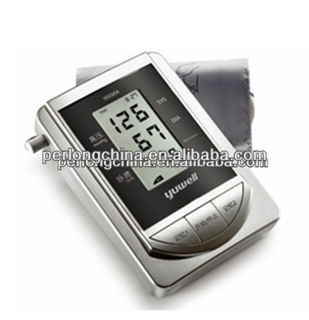 Medical Device Electric Digital Blood Pressure Monitor