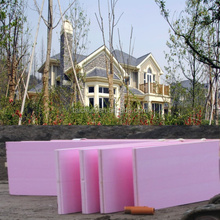 2014 xps polystyrene extruded sound insulation board factory Hot Sell Heat preservation material price