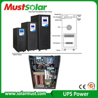 Short Circuit Protection and On-line Type Sigle phase Online UPS 1 KVA 2KVA 3KVA