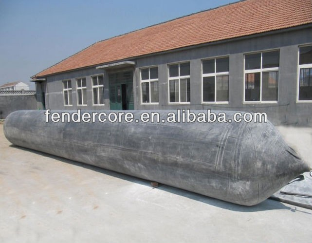 high pressure balloons ,rubber airbags for ship launching