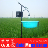 Pest Control Solar Mosquito Killer/electric mosquito killer lamp/ insect killer solar insect repeller solar bug zapper