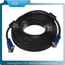 15m monitor 15pin 3+6 15pin VGA male to male able