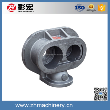 Gray iron casting compressor parts, exhaust seat, high-quality custom parts