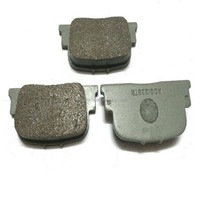 brake disc pads 04466-47010 wholesale price China factory advanced auto ceramic car
