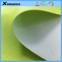 waterproof and breathable interlock bonded knit fabric for sports