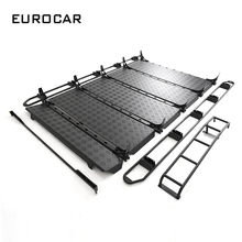 G Class Roof Racks and ladder for mercedes G CLASS w463 G63 G500 G55 G65 luggage rack for SUV professional racks