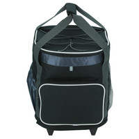 Front Carrying Handles Trolly Insulated Cooler Bags on Wheels