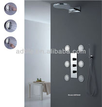 3 functions massage bath shower unit