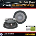 ultimate in SPL 12 inch car subwoofer with steel basket subwoofer spl